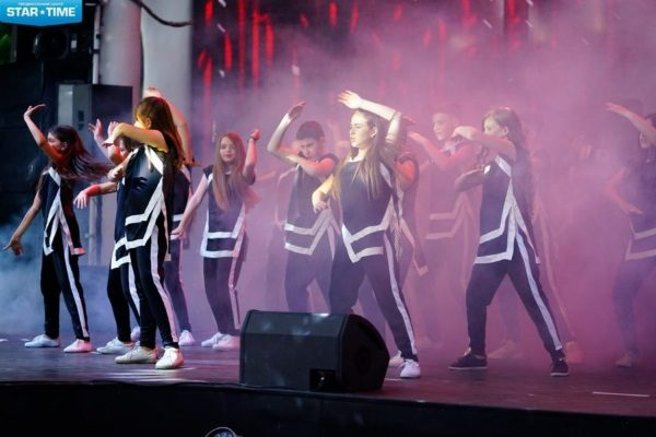 школа танцев в одессе